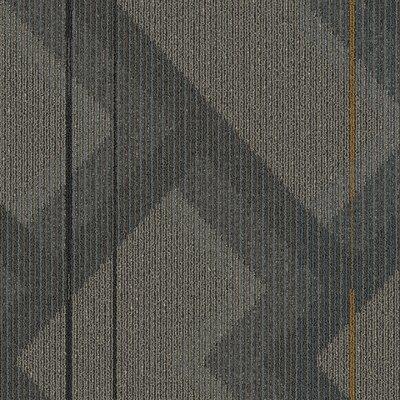 Orono 24 x 24 Carpet Tile in Dove