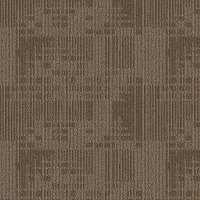 Waterville 24 x 24 Carpet Tile in Pumice