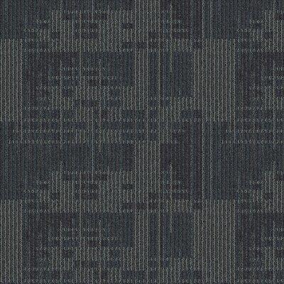 Waterville 24 x 24 Carpet Tile in Opal