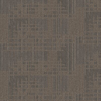 Waterville 24 x 24 Carpet Tile in Shale