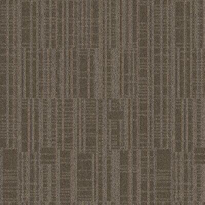 Rumford 24 x 24 Carpet Tile in Chert