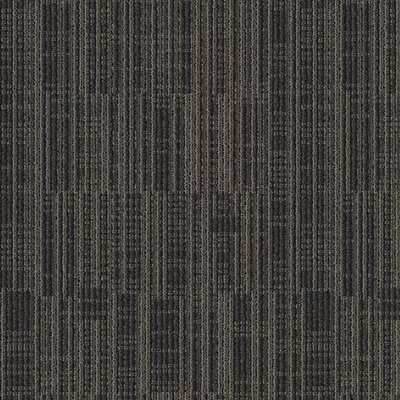 Rumford 24 x 24 Carpet Tile in Basalt