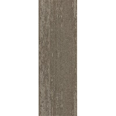 Brunswick 12 x 36 Carpet Tile in Rugged Range