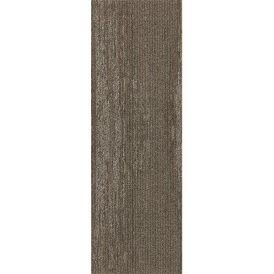 Brunswick 12 x 36 Carpet Tile in Canyon Clay