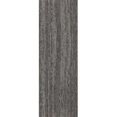 Brunswick 12 x 36 Carpet Tile in Clean Slate