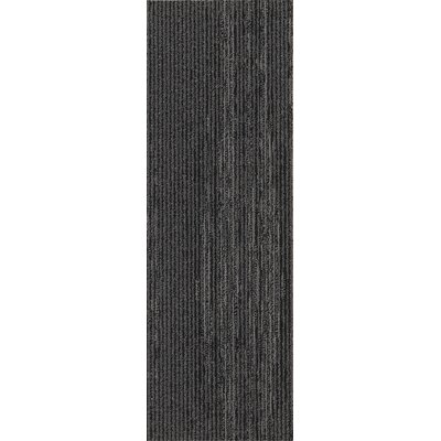 Brunswick 12 x 36 Carpet Tile in Daring Drift