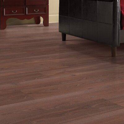 Cabrini 8 x 47 x 7.14mm Oak Laminate Flooring in Brown