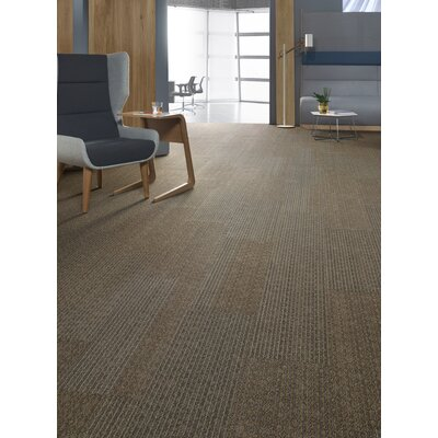 Bedform 12 x 36 Carpet Tile in Intermingle