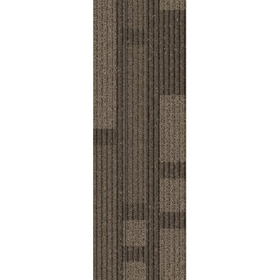 Durham 12 x 36 Carpet Tile in Ginger Snap