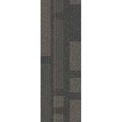 Durham 12 x 36 Carpet Tile in Dove