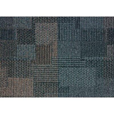 Candia 24 x 24 Carpet Tile in Happening