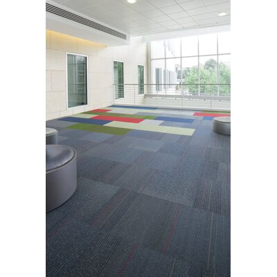 Weare 24 x 24 Carpet Tile in Brilliant