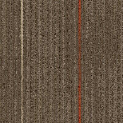 Milton 24 x 24 Carpet Tile in Tough Guy