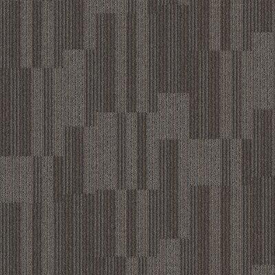 Derry 24 x 24 Carpet Tile in Granite
