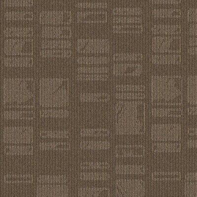Grafton 24 x 24 Carpet Tile in Pumice