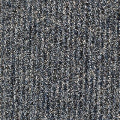 Cutler 24 x 24 Carpet Tile in Anodized Lapis