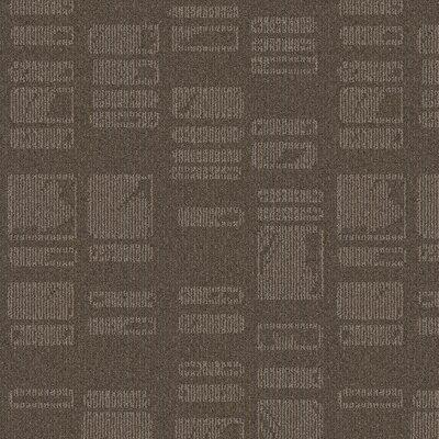 Grafton 24 x 24 Carpet Tile in Chert