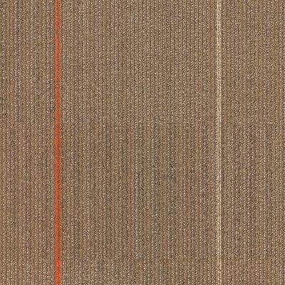 Kearsage 24 x 24 Carpet Tile in Dare Devil