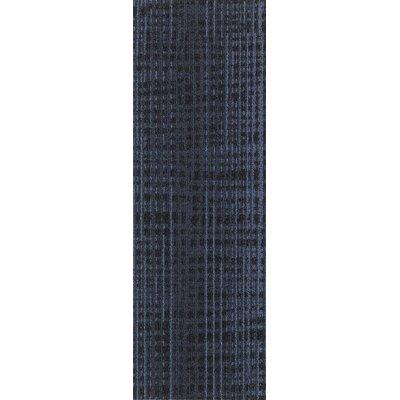 Rumney 12 x 36 Carpet Tile in Magic
