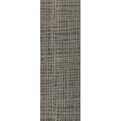 Rumney 12 x 36 Carpet Tile in Subtle