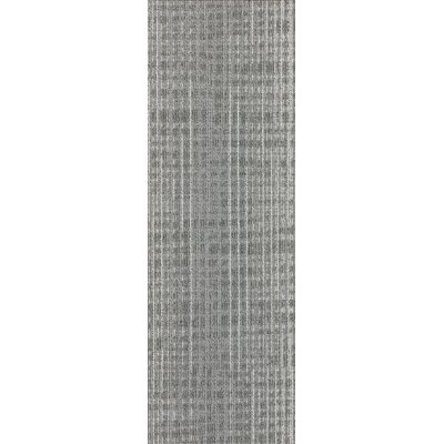 Rumney 12 x 36 Carpet Tile in Everglade