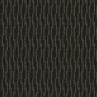 Bartlett 24 x 24 Carpet Tile in Obsidian
