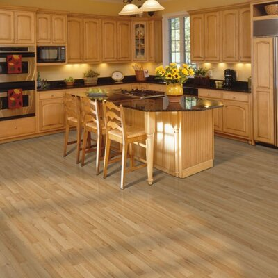 Copeland 8 x 47 x 8mm Oak Laminate Flooring in Wheat Oak Strip