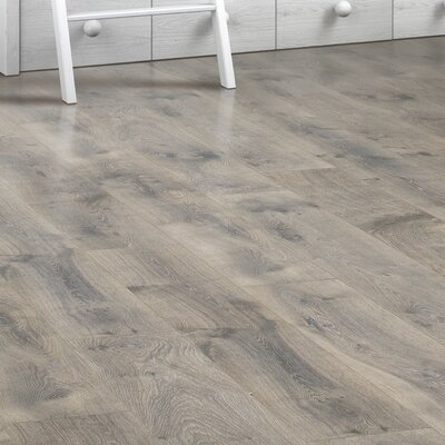 Cashe Hills 8 x 47 x 7.87mm Oak Laminate in Gray