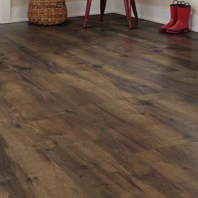Cashe Hills 8 x 47 x 7.87mm Maple Laminate in Chocolate