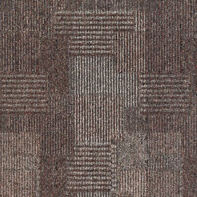 Franconia 24 x 24 Carpet Tile in Endless