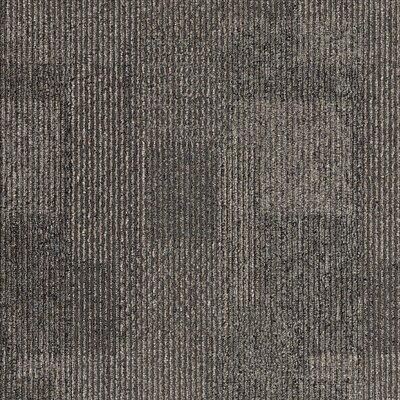 Franconia 24 x 24 Carpet Tile in Eternity