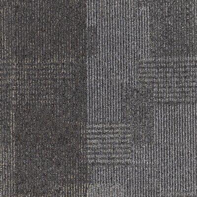 Franconia 24 x 24 Carpet Tile in Logic