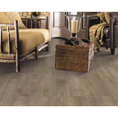 Windlands 7 x 48 x 1.8mm Luxury Vinyl Plank in Silver Shadow