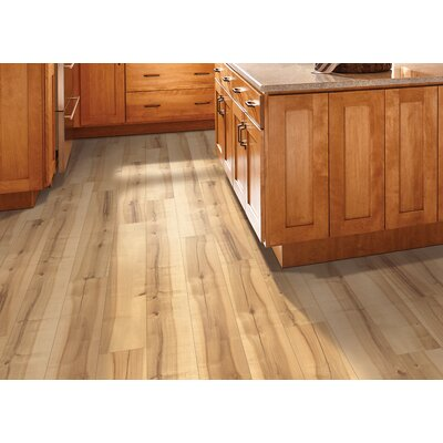 Cumberland Heights 7 x 49 x 1.5mm Luxury Vinyl Plank in Natural Spalted Maple