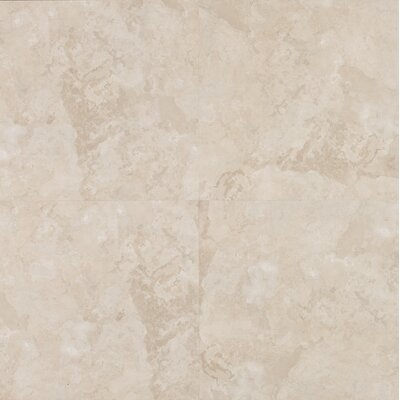 Prosperous 19 x 37 x 1mm Luxury Vinyl Plank in Beige
