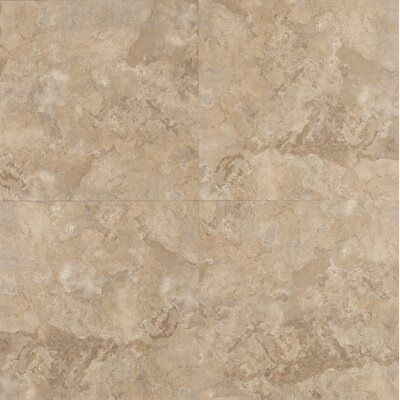 Prosperous 19 x 37 x 1mm Luxury Vinyl Plank in Cream