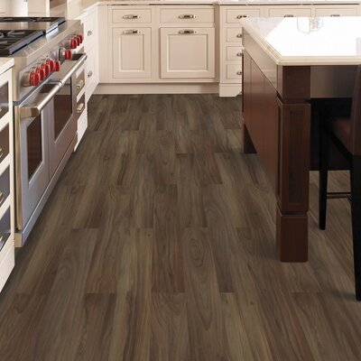 Windlands 7 x 48 x 1.8mm Luxury Vinyl Plank in Chocolate Swirl