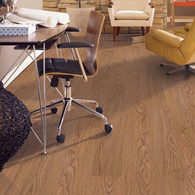 Prosperous 7 x 37 x 1.3mm Luxury Vinyl Plank in Natural Oak