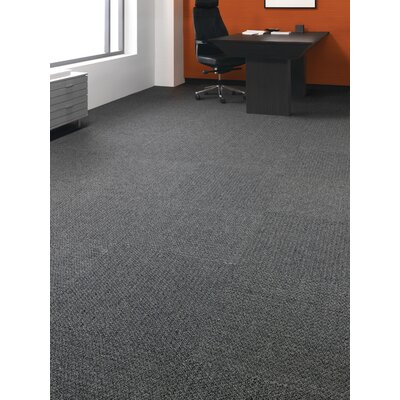 Laconia 24 x 24 Carpet Tile in Writer