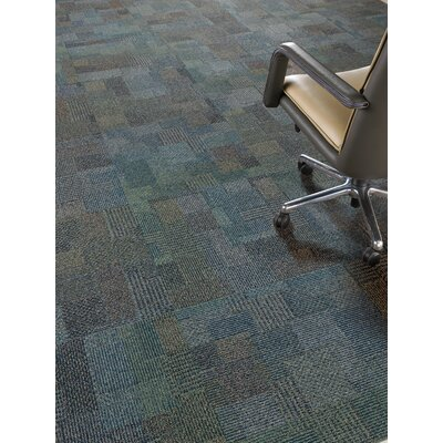 Candia 24 x 24 Carpet Tile in Popular Vote