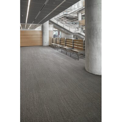 Brunswick 12 x 36 Carpet Tile in Classic Ridge