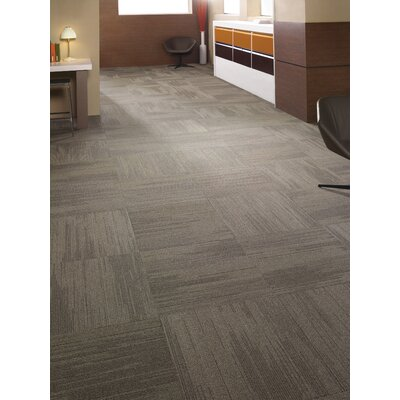 Plymouth 24 x 24 Carpet Tile in Dare Devil