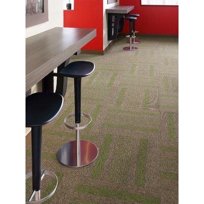 Newbury 24 x 24 Carpet Tile in Web Gem
