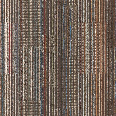 Epsom 24 x 24 Carpet Tile in Mudslide