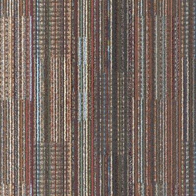 Epsom 24 x 24 Carpet Tile in Smoky Martini