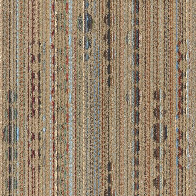 Kingston 24 x 24 Carpet Tile in Madras