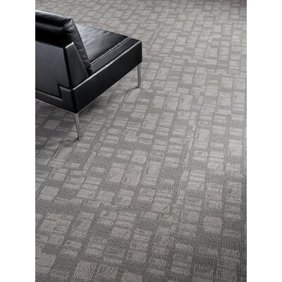 Grafton 24 x 24 Carpet Tile in Shale