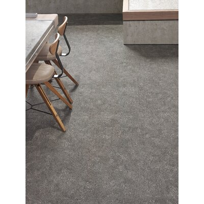 Belmont 24 x 24 Carpet Tile in Clean Slate