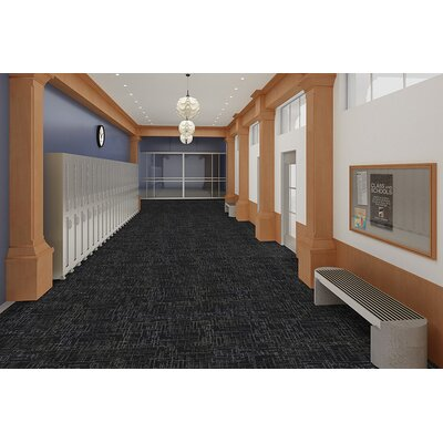 Haverill 24 x 24 Carpet Tile in Mystic