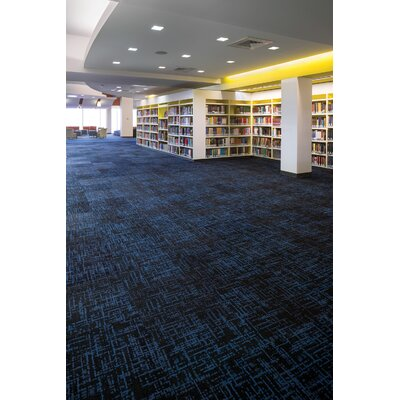Haverill 24 x 24 Carpet Tile in Magic